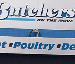 Butchers on the move